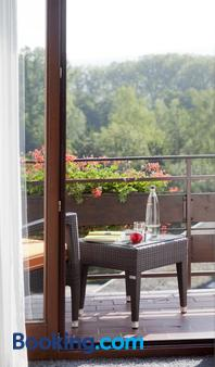 Hotel-Restaurant Birkenhof - Bad Soden-Salmünster - Balcony