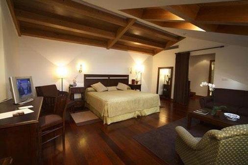 San Francisco Hotel Monumento - Santiago de Compostela - Bedroom