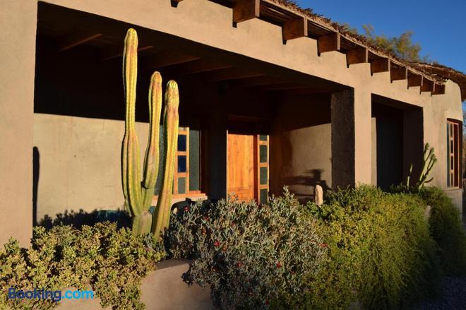 Hostal y Cabañas Renta House San Pedro - San Pedro de Atacama - Balcony