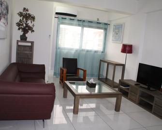 L'Almamya Hôtel & Résidence - Conakry - Living room