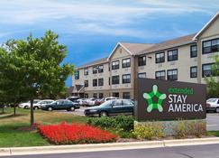 Extended Stay America Chicago - Burr Ridge - Burr Ridge - Building