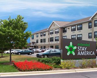 Extended Stay America - Chicago - Burr Ridge - Burr Ridge - Building