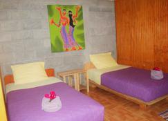 Hostal Pukao - Hanga Roa - Bedroom