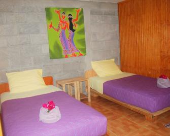 Hostal Pukao - Hanga Roa - Phòng ngủ