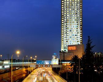 Leonardo City Tower Hotel Tel Aviv - Ramat Gan - Building