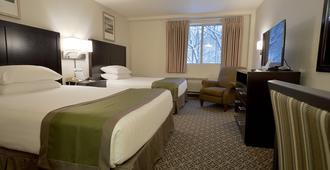The Madison Inn by Riversage - ספוקיין - חדר שינה