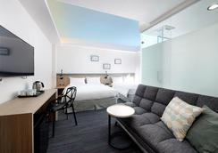 Hommie Inn - Taichung - Bedroom