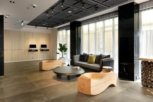 Hommie Inn - Taichung - Lobby
