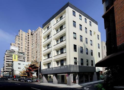 Hommie Inn - Taichung - Building