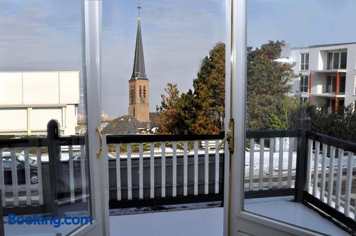Hotel Doppenberg - Zandvoort - Balkon