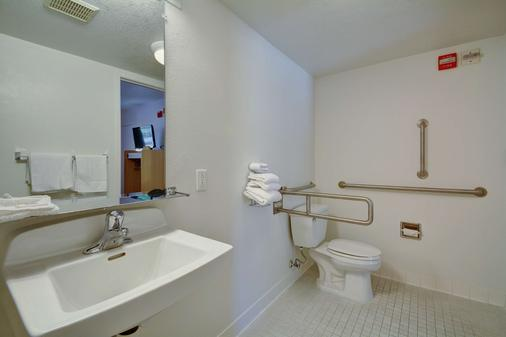 Motel 6 Hartford Windsor Locks - Windsor Locks - Bathroom