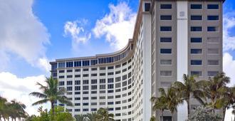 Sonesta Fort Lauderdale Beach - Fort Lauderdale - Gebäude