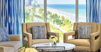 Sonesta Fort Lauderdale Beach - Fort Lauderdale - Living room