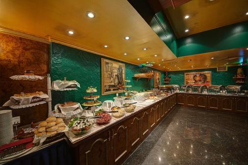 Ascot Hotel - Dubai - Buffet
