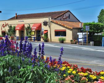 Logis Hôtel Restaurant Le Sorbier - Razac-sur-l'Isle - Gebäude