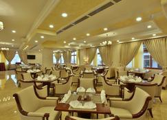 Sapphire Addis Hotel - Addis Ababa - Restaurant