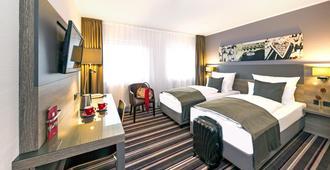 Leonardo Hotel Nürnberg - נורמברג - חדר שינה