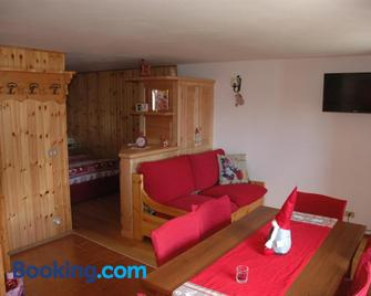 Sunlake - Estoul - Brusson - Living room