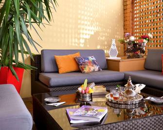 Hotel Mercure Rabat Sheherazade - Rabat - Building