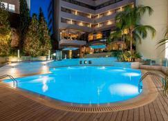 Galaxy Hotel Iraklio - Heraclión - Piscina