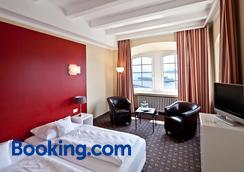 施恩蘭伯格酒店 - 杜塞爾多夫 - 杜塞道夫 - 臥室