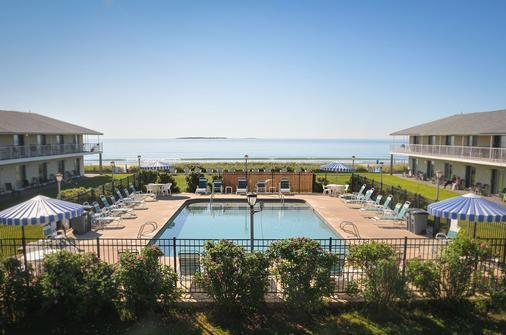 Friendship Oceanfront Suites - Old Orchard Beach - Bể bơi