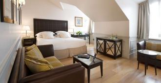 Grand Hotel Sitea - טורינו - חדר שינה