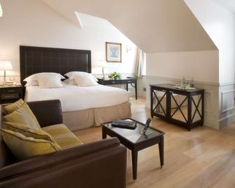 Grand Hotel Sitea - Turin - Phòng ngủ