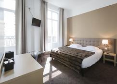 Hôtel Le Saint Louis - Amiens - Schlafzimmer