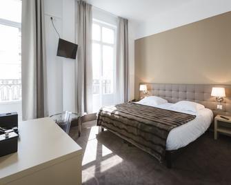 Hôtel Le Saint Louis - Amiens - Bedroom