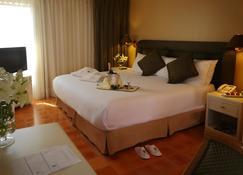 Suites Del Bosque Hotel - Ліма - Спальня