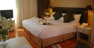 Suites Del Bosque Hotel - Lima - Bedroom
