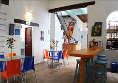 Mi Llave Hostels Cartagena - Cartagena - Restaurant