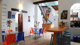 Mi Llave Hostels Cartagena - Cartagena de Indias - Restaurante