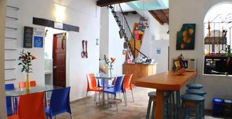 Mi Llave Hostels Cartagena - קרטחנה דה אינדיאס - מסעדה