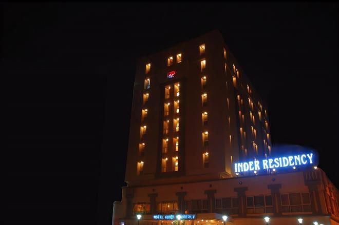 Hotel Inder Residency - Ahmedabad - Building