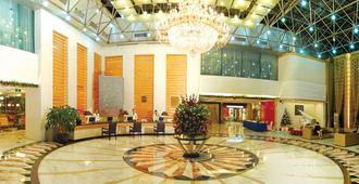 Fliport Garden Hotel Xiamen Airport - Xiamen - Lobby
