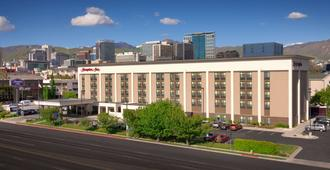 Hampton Inn Salt Lake City-Downtown - Salt Lake City - Building
