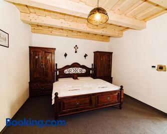 Apartmány pod Oravským hradom - Oravsky Podzamok - Bedroom