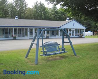 North Colony Motel And Cottages - Bartlett - Building