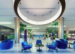 Sofitel Abidjan Hotel Ivoire - Abidżan - Lobby