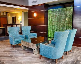 Holiday Inn Express & Suites Sidney - Sidney - Лаунж