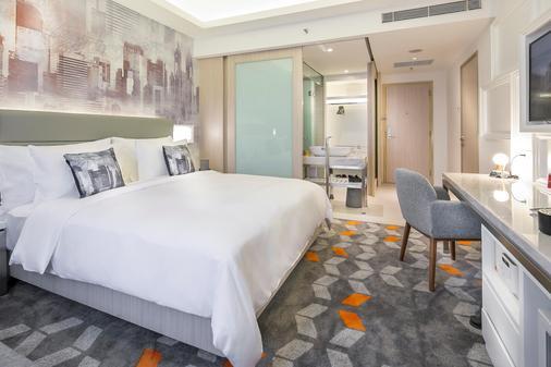 哈里斯沃途和諧酒店 - 雅加達 - 臥室