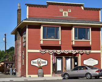 Brew House Boarding - Ellensburg - Building