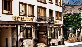 Zur Weinsteige - Stuttgart - Hoteleingang