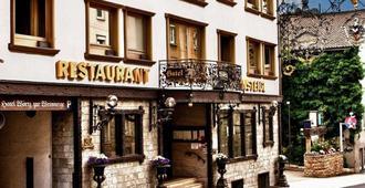 Zur Weinsteige - Stuttgart - Hotellinngang