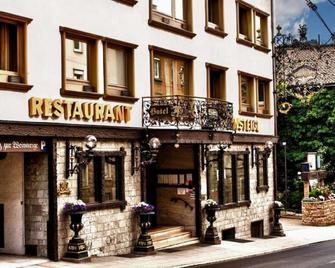 Zur Weinsteige - Штутгарт - Вхід у готель