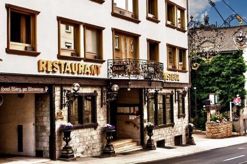 Zur Weinsteige - Στουτγκάρδη - Είσοδος