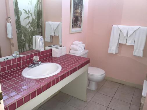 庫西歐悅酒店 - 檀香山 - 浴室