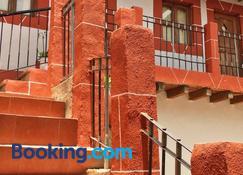 Hotel Hacienda Encantada - Real de Catorce - Toà nhà